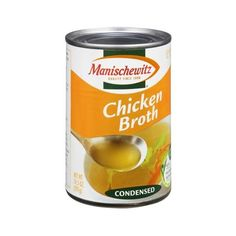 Manischewitz Chicken Broth (12x10.5oz)