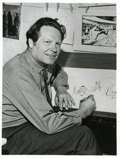 Don Freeman (August 11, 1908 – January 1, 1978) was an American painter, printmaker, cartoonist, children's book author, and illustrator. *** http://en.wikipedia.org/wiki/Don_Freeman