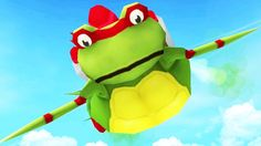 cool RAPHAEL FROG TRIES TO FLY OUT OF THE MAP - Amazing Frog - Part 118 | Pungence Check more at http://sherwoodparkweather.com/raphael-frog-tries-to-fly-out-of-the-map-amazing-frog-part-118-pungence/