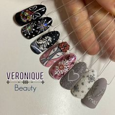 Dog Tags, Dog Tag Necklace, Nails, Beauty, Jewelry, Beleza, Jewellery Making, Ongles, Finger Nails