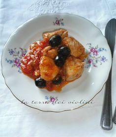 Bocconcini di pollo e peperoni, un secondo leggero e gustoso
