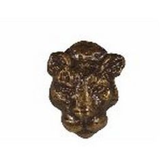 Buck Snort Lodge Cabinet Knobs and Pulls - Leopard