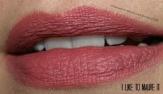 Maybelline Color Blur Cream Matte Pencil Review, Swatches