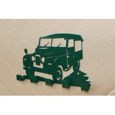 Land Rover Key Holder