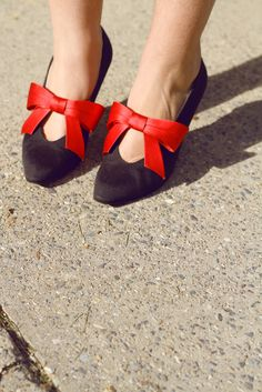 Lovely shoes.