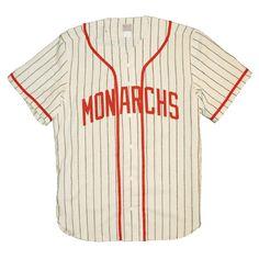 7f62d282e3f Kansas City Monarchs 1953 Home American League, Kansas City, Flannels,  Baseball Jerseys,