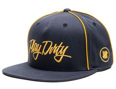 6 Rings Snapback Cap by UNDEFEATED