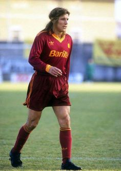 Best Football Players, As Roma, Vintage Photos, Hipster, Style, Fashion, Soccer, Rome Italy, Legends
