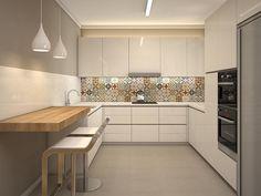 Cozinhas escandinavas por Beivide Studio