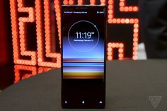 Sonys super tall Xperia 1 flagship will be available on July 12th for $949