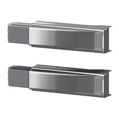 UTRUSTA Door damper for hinge IKEA - 2 pack