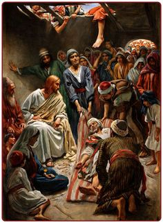 1000 Images About Jesus Heals The Paralyzed Man On