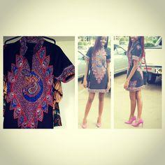 """Before and after. Custom for Munashe #dressedby #kasomw #madeinmalawi #malawi #workflow #africaninspiredwear #africanprintsinfashion #africandresses…"""