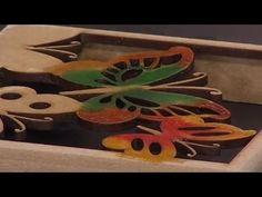 Como aplicar la tecnica ecolin en cofre - Hogar Tv  por Juan Gonzalo Angel