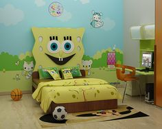 Interiors of a Kids Room on Behance