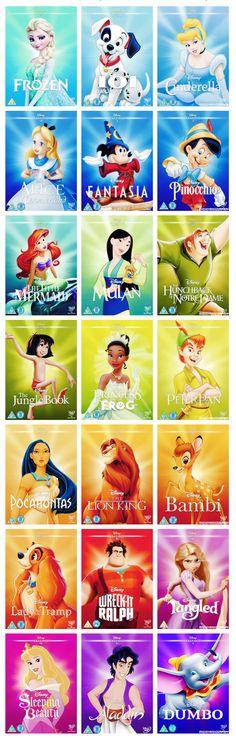 I love Disney!!<3