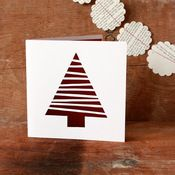 paper card cut out