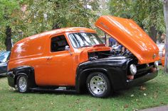 ◆1953 Ford F-100 Customized◆..Re-pin...Brought to you by #CarInsurance at #HouseofInsurance in Eugene, Oregon