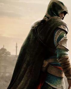 Ezio Auditore - Assassin's Creed
