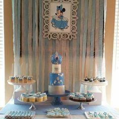Minnie-Rella Birthday Party ideas