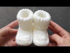 [2018] Пинетки схемы и описание. Как связать пинетки крючком или спицами. Простые схемы для вязания детских пинеток + ИДЕИ и ФОТО. Knitting Projects, Baby Shoes, Slippers, Socks, Kids, Clothes, Youtube, Fashion, Shoes