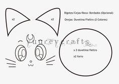 ViriYueMoon: DIY | Monedero / Coinbag | Luna & Artemis | Sailor Moon - YuureYCrafts