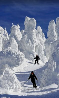 Been a while… I'd likely have a pretty good tumble... wow look at that scenery, I'd ski through there.