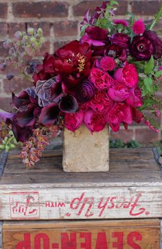 Friday Florals – Roses » Alexan Events   Denver Wedding Planners, Colorado Wedding and Event Planning