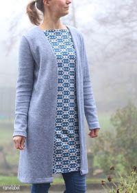 Ranelabel: Kleider werden wintertauglich - Mantel Zsazsa