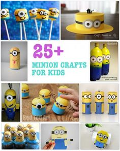 25 Minion Crafts