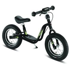 Amazon.com : Puky push bikes LR XL trainer bike black : Childrens Bicycles : Toys & Games Push Bikes, Bmx Bikes, Cycling Bikes, Cool Bikes, Aluminum Rims, Outdoor Cover, Balance Bike, Kids Bike, Bike Accessories