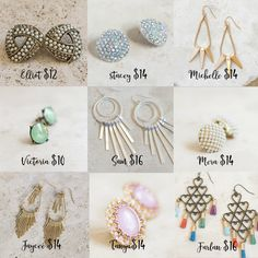 Plunder Design offers chic, stylish jewelry for the everyday woman. We offer a wide variety of pieces at affordable prices. Plunder Jewelry, Plunder Design, New Heart, Pearl Earrings, Drop Earrings, Stylish Jewelry, To My Daughter, Vintage Jewelry, Stylists