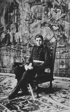 Jaime (son of Victoria Eugenie)