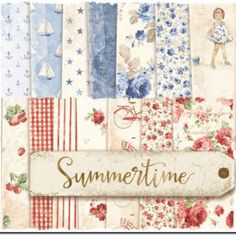 Summertime 12x12 Collection Pack