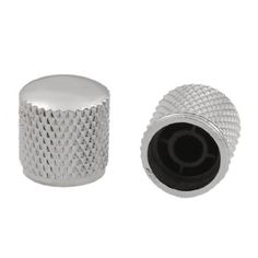 Como Stainless Steel Electric Guitar Volume Tone Control Knob Top Hat 2 Pcs by Como. $5.10. Guitar volume tone control knob for use on electric guitars and basses. Top Hat style with an attractive color. It is a push-on knob for standard 5.5mm splined/split shafts. Has 1 - 10 scaling printed on its dial. Easy to install.