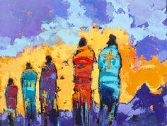 Shamans by Ray Tigerman kp