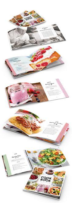 Cookbook design. Zaprojektuj swoją książkę kucharska z izziBook.pl