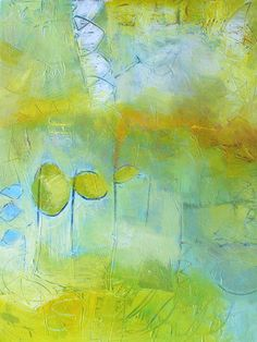 """""""Heart Wall II"""", Acrylic on Canvas, 30 x 40 in."""
