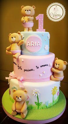 Baby bears cake! / Torta ositos bebé ❤️🐻