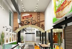 Singapore's VeganBurg to open new outlet - in San Francisco Burger Restaurant, Singapore, San Francisco, Eat, Home Decor, St Francis, Room Decor, Home Interior Design, Decoration Home