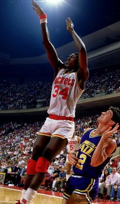 Hakeem Olajuwon » Legend of Sports