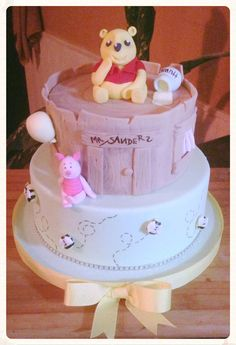 Whinny the Pooh Cake!! SaSa Sweet Delights!!