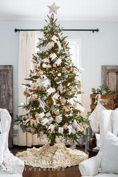 Miss Mustard Seed's Christmas Tree