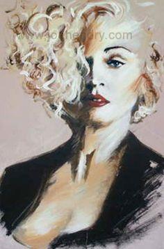 구글 이미지 검색 결과 : http://www.joehendry.com/wp-content/uploads/2011/02/Madonna-paintings-for-sale.jpg