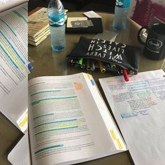 Studying in my time out with friends #studying #studygram #studyblr