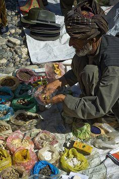 Afghanistan vendor