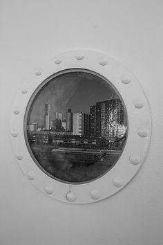 Reflection ss Rotterdam Paul Optenkamp