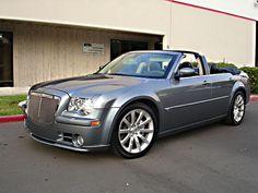 300 Chrysler Voyager, My Dream Car, Dream Cars, Chrysler 300 Custom, Chrysler 300 Convertible, Chrysler 300s, Dodge Magnum, Car And Driver, Amazing Cars