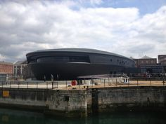 The Mary Rose Museum, Portsmouth Historic Dockyard in Portsmouth, Hampshire