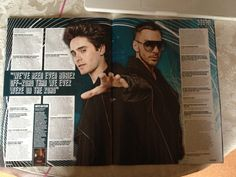 Kerrang! Magazine 14/11/12 Thirty Seconds, Shannon Leto, Jared Leto, Mars, Magazines, Journals, March